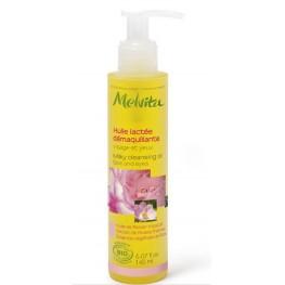 Melvita Rose Milky Cleansing Oil 145ml
