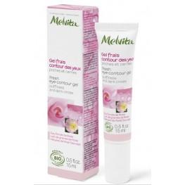 Melvita Rose Eye-contour Gel 15ml
