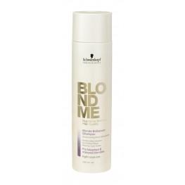 Schwarzkopf Blond Brilliance Shampoo for Light Cool shades 250ml