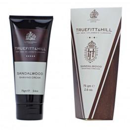 Truefitt & Hill NEW Sandalwood Shave Cream Tube